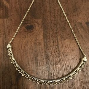 Kendra Scott Lucy Necklace in Gold